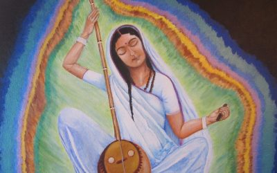 Bhakti leads to the flowering of Gnyana