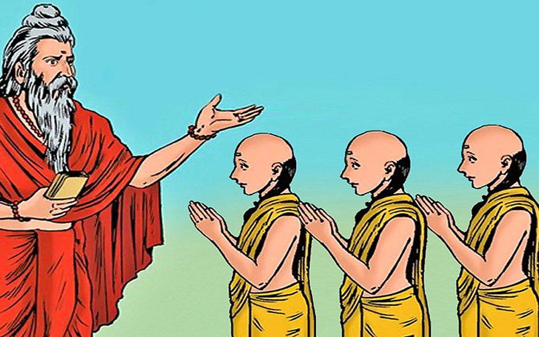Guru chose me or I chose the Guru?