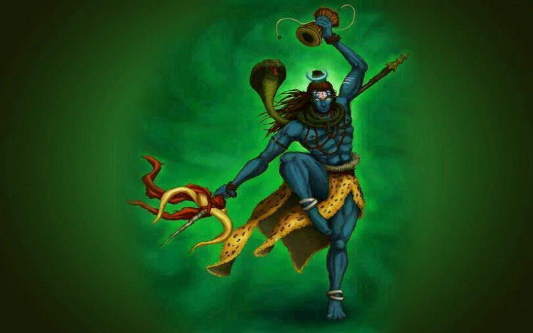 Shiva Tandav – Happy Mahashivratri!