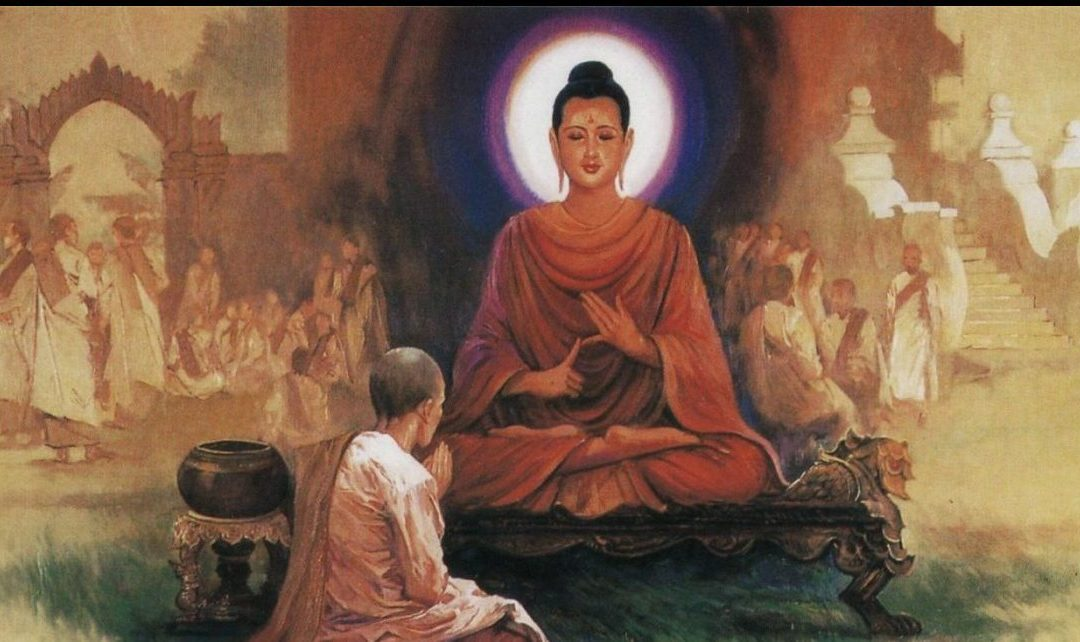 Buddha became globally popular because…